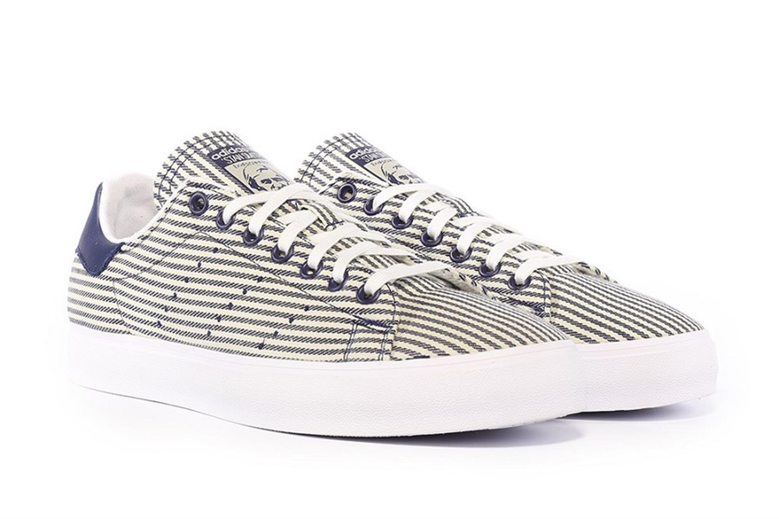 Adidas Stan Smith Vulc Blu