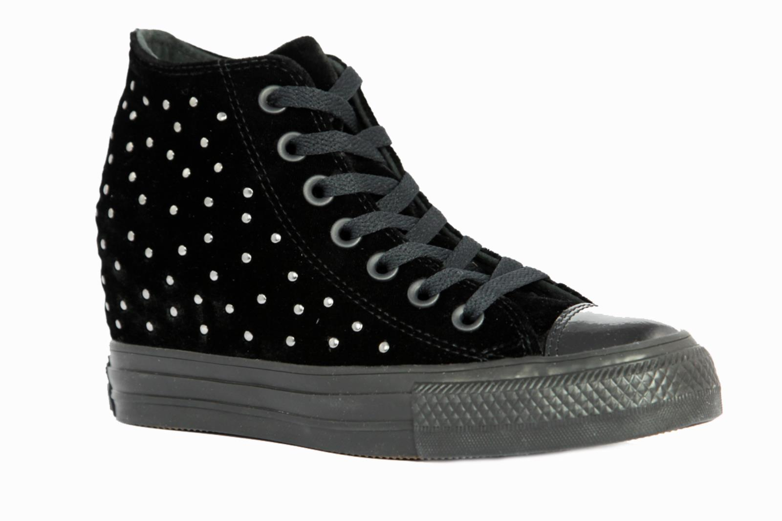 Sneakers Damens TESSUTO Damens Sneakers  CONVERSE  NERO 38be83