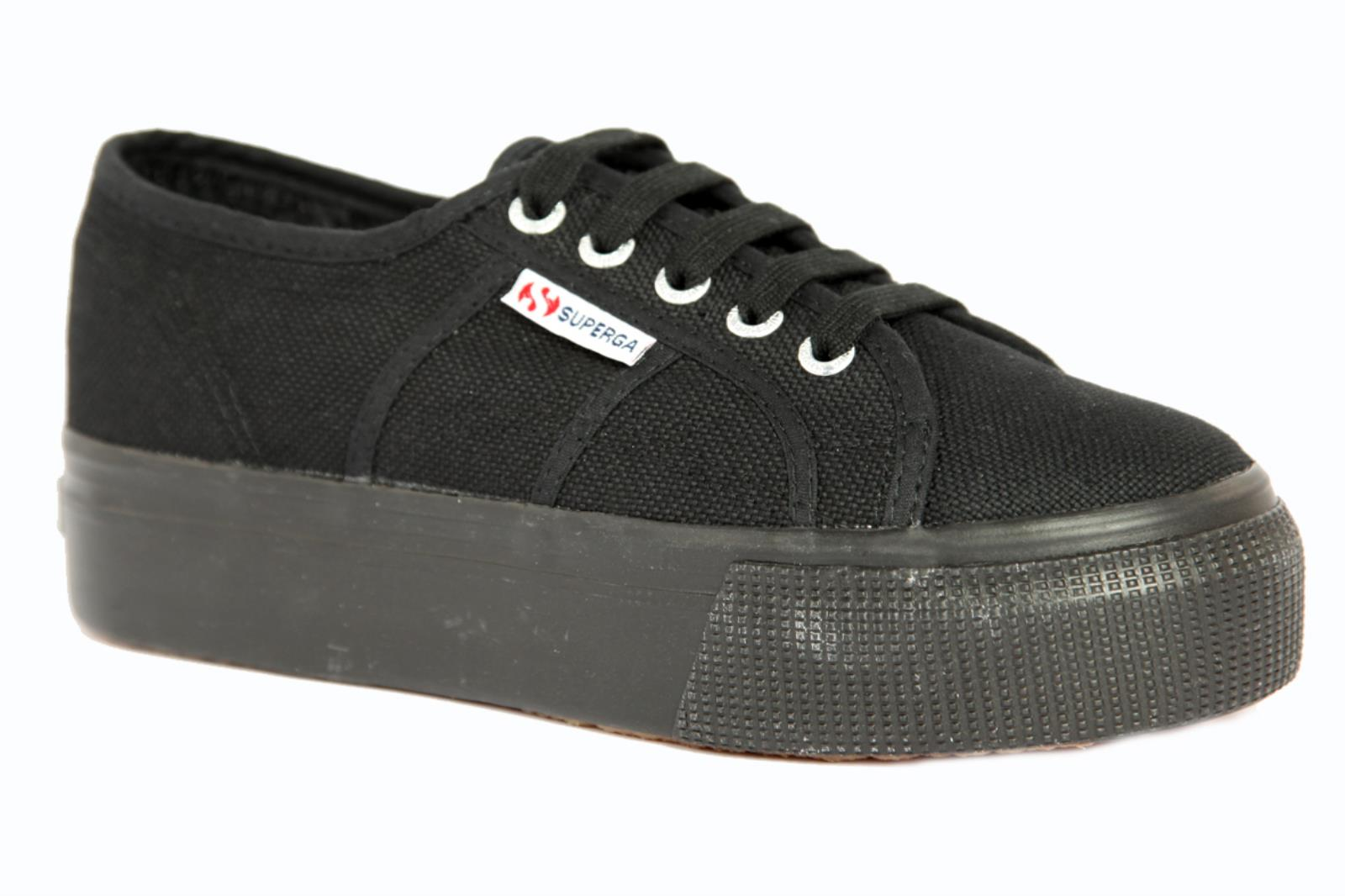 SCARPE SUPERGA 2790ACOTW LINEA UP AND DOWN S0001L0996 DA DONNA IN TELA DI COLOR