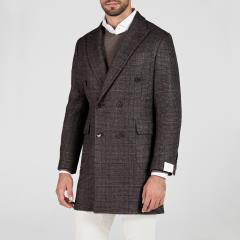 LUIGI BORRELLI CAPPOTTO IN LANA