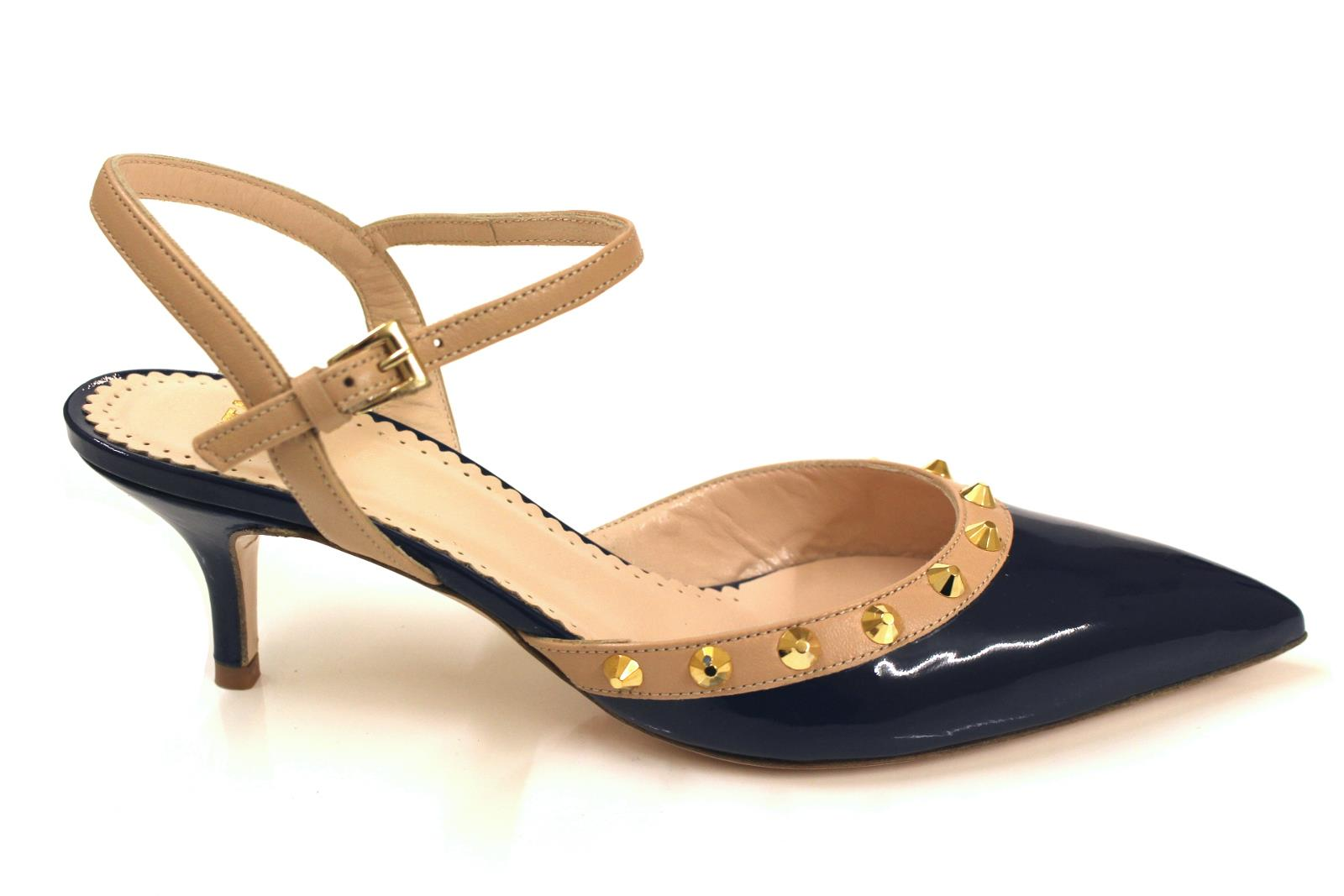 Scarpe Chanel Blu
