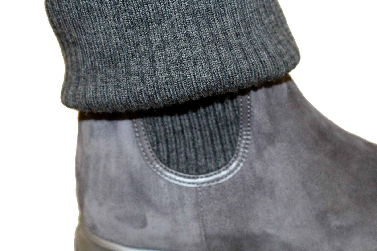 hogan stivaletto con lana