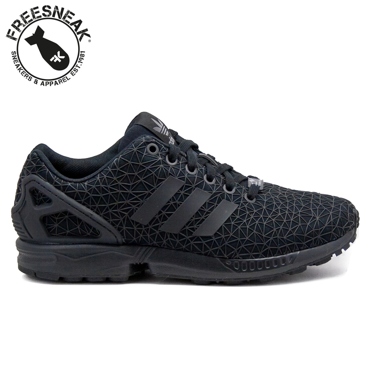 adidas originals zx flux donna nere