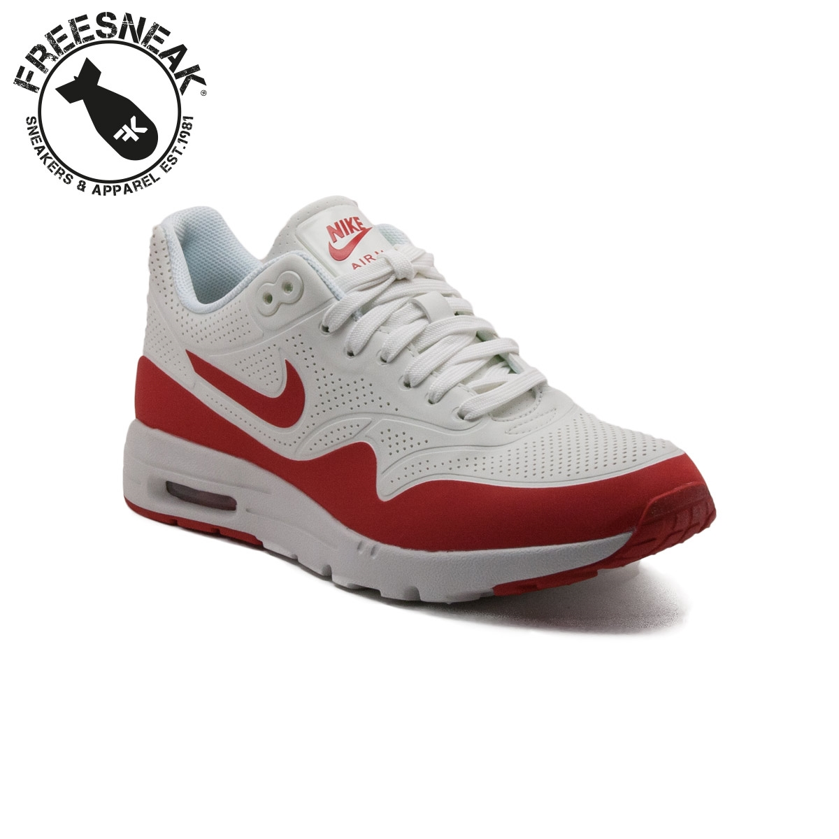 air max 1 ultra moire white red 704995 102