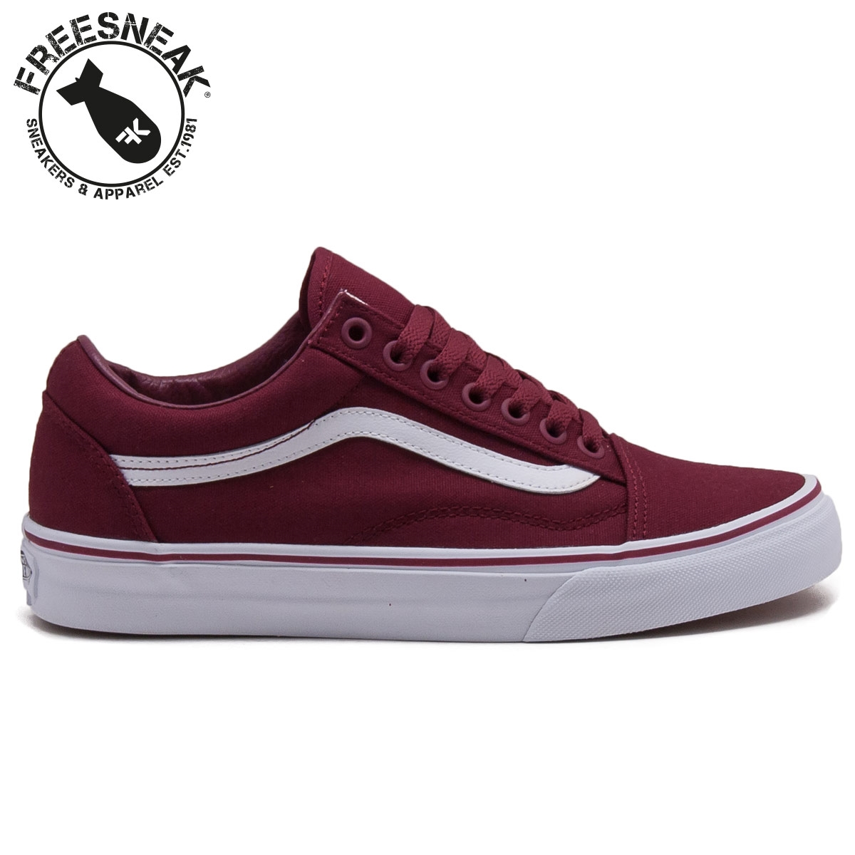 vans old skool bordeaux. Black Bedroom Furniture Sets. Home Design Ideas