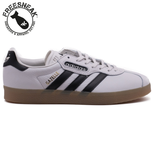 adidas bianche pelle