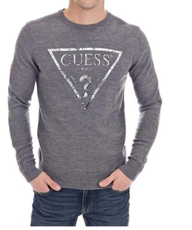 JEANS UOMO GUESS M84AN1-D2F21 AUTUNNO//INVERNO Nuovo