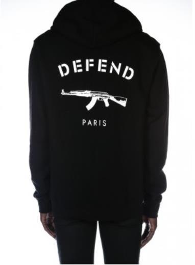 DEFEND PARIS PARIS ZIP