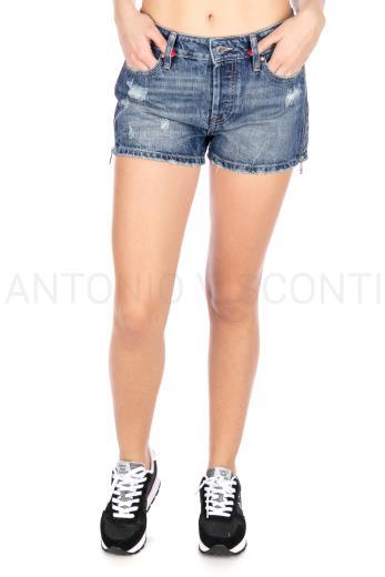 3ca38fbd5611f9 Guess Jeans Donna Short w92d70d3l73 | Antonio Visconti