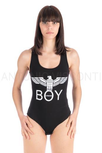 BOY LONDON Body Donna bielastico con Stampa BLD1790