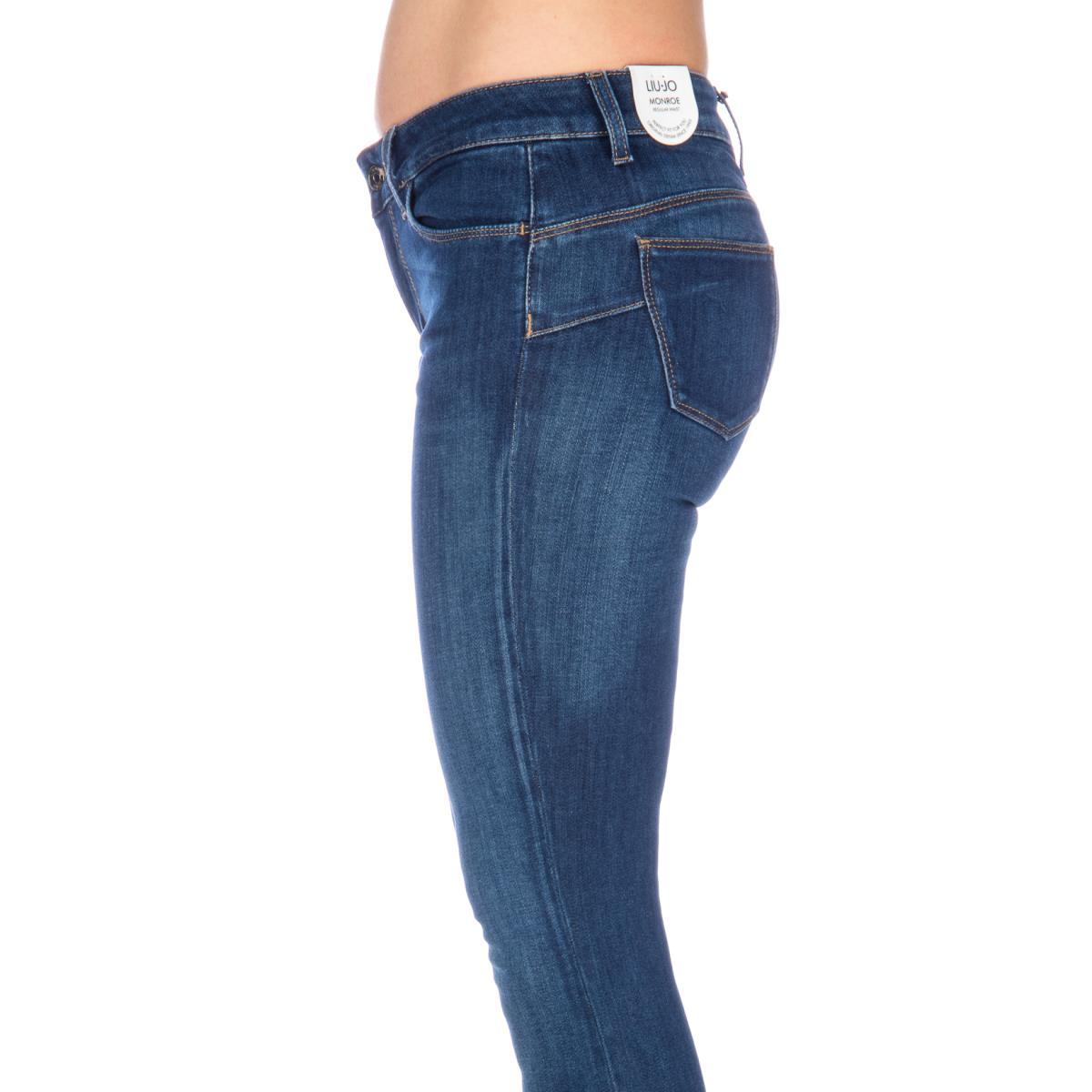 liu jo jeans u17005d4043 giannini shop online. Black Bedroom Furniture Sets. Home Design Ideas