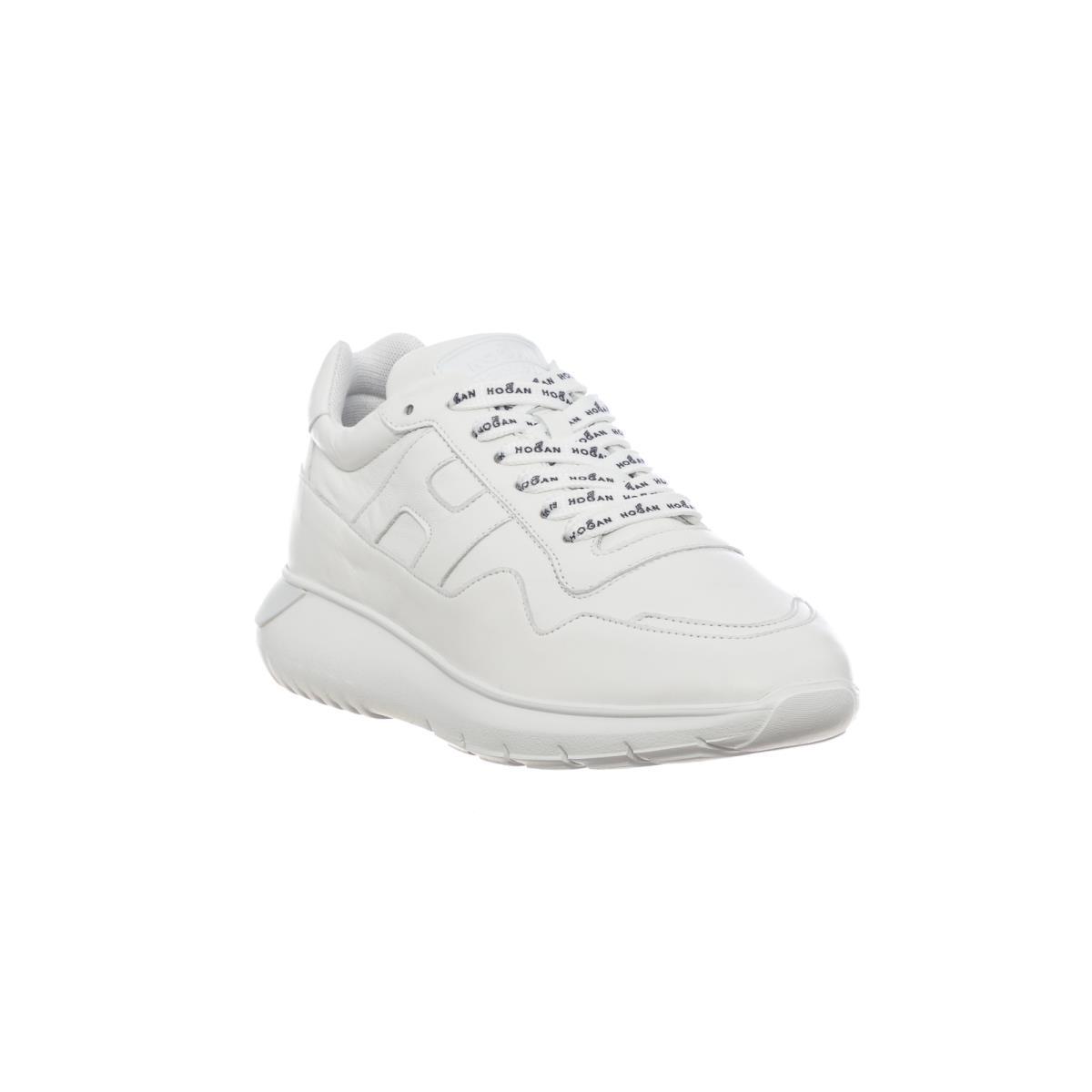 Sneakers Interactive 3 In Pelle Da Uomo Hxm3710cp50le9 Hogan