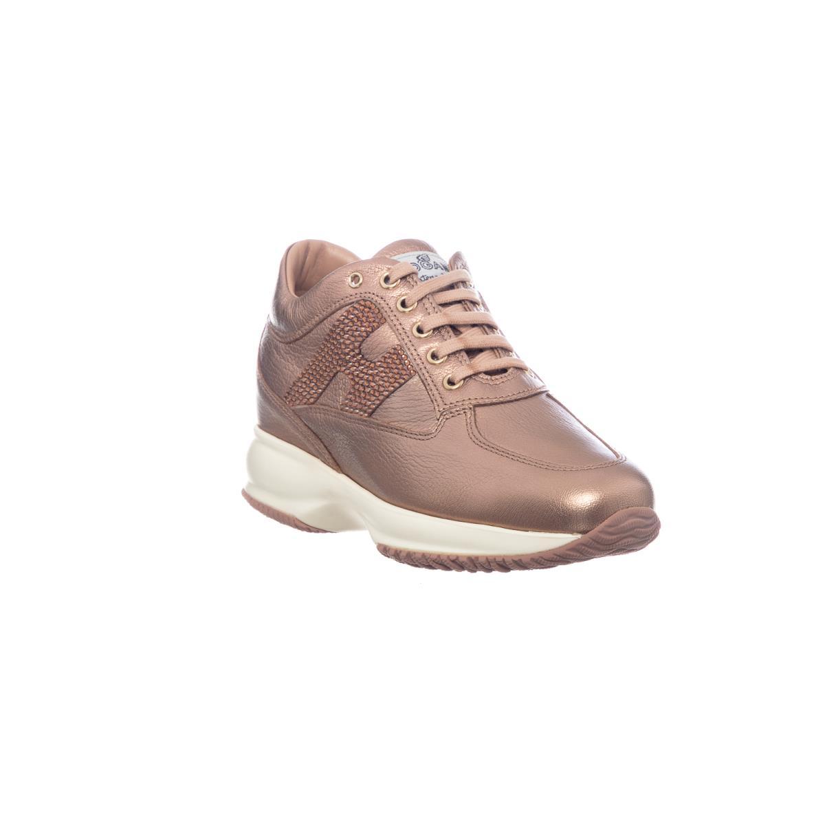 Sneakers Interactive H Con Strass Da Donna Hxw00n02010o6v Hogan
