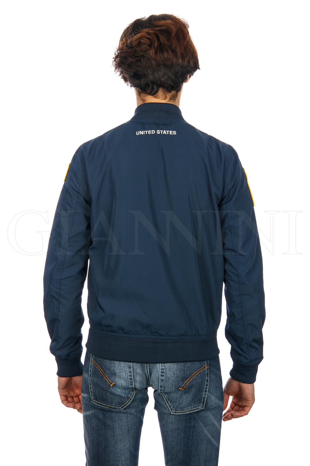 Giubbotto Shop Mello Fred Online Giannini fm18s01ku 5nwPH6zHq0