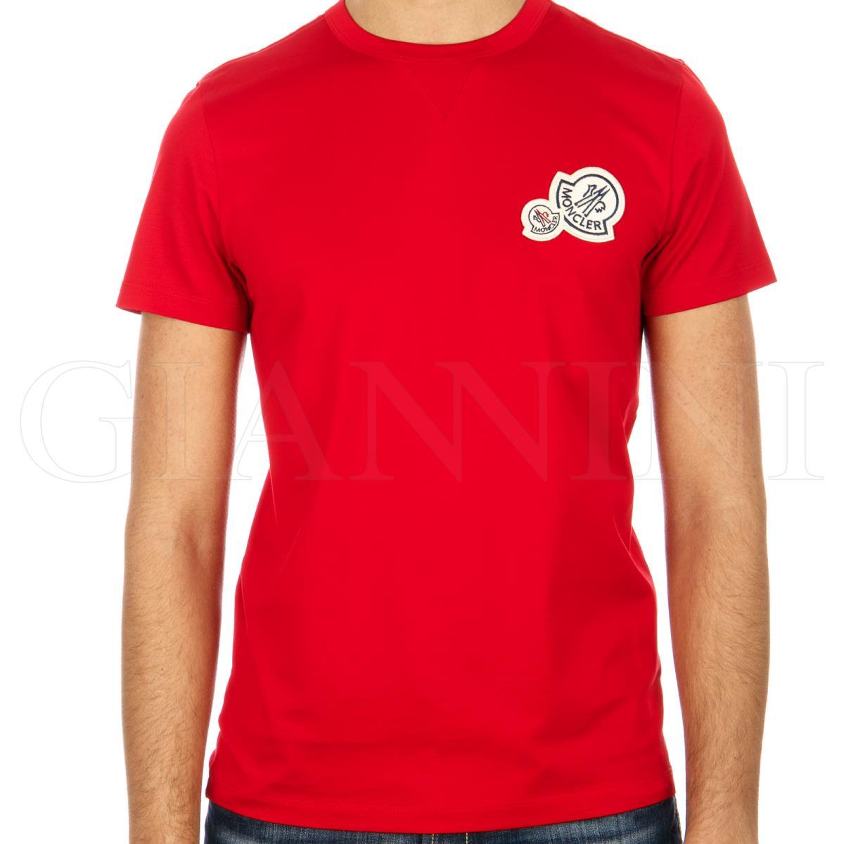 moncler maglietta