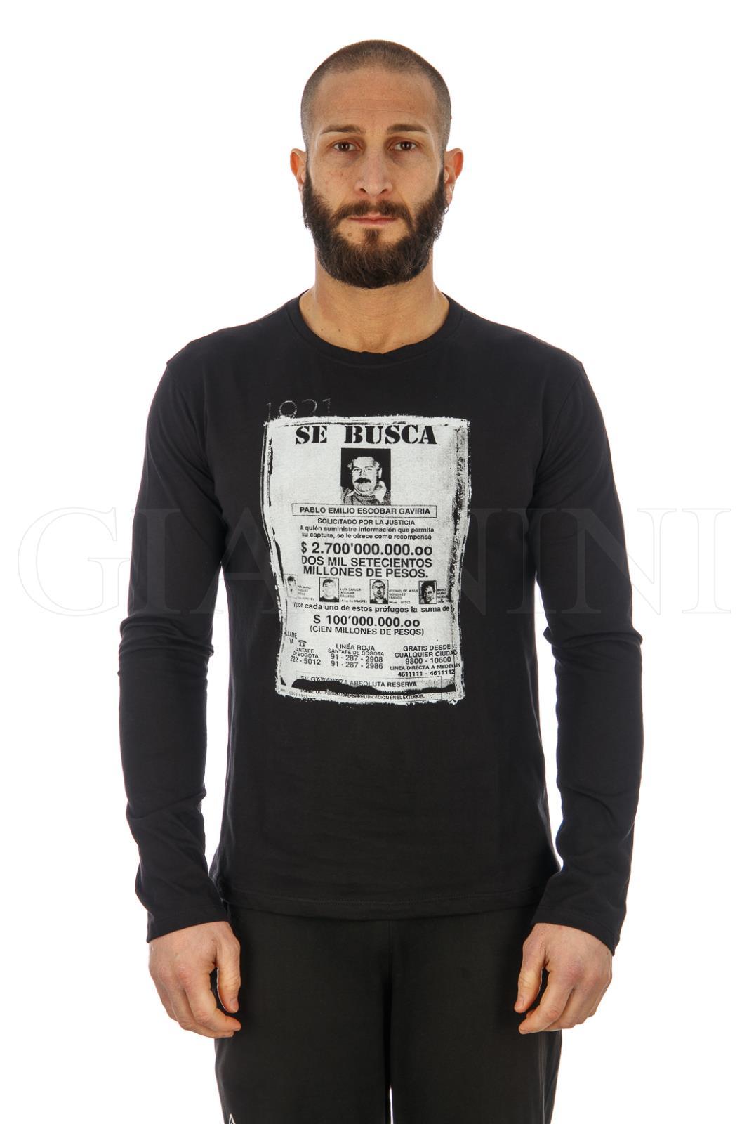 06cf45dfc 1921 T-SHIRT T-shirt GANGSTER#02 for Men | GianniniShopOnline.com