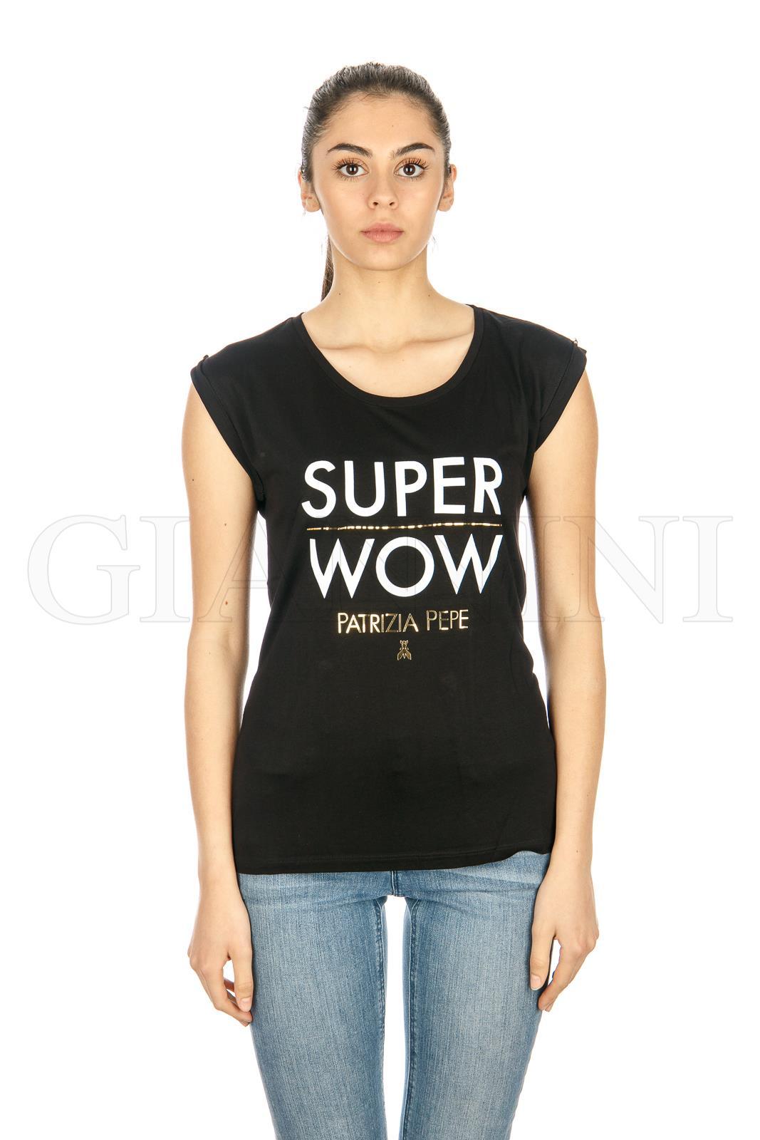 online store 2b8b7 f3307 Patrizia Pepe T-shirt