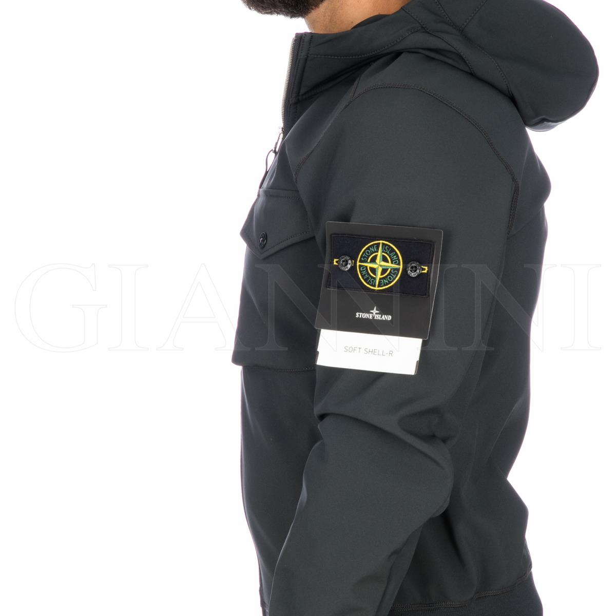 detailed look ec190 6471b Stone Island Giubbotto