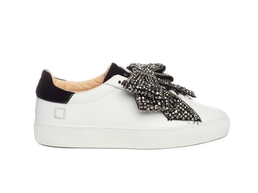 new concept 6a2db ca565 SNEAKERS DATE DONNA STRASS WHITE