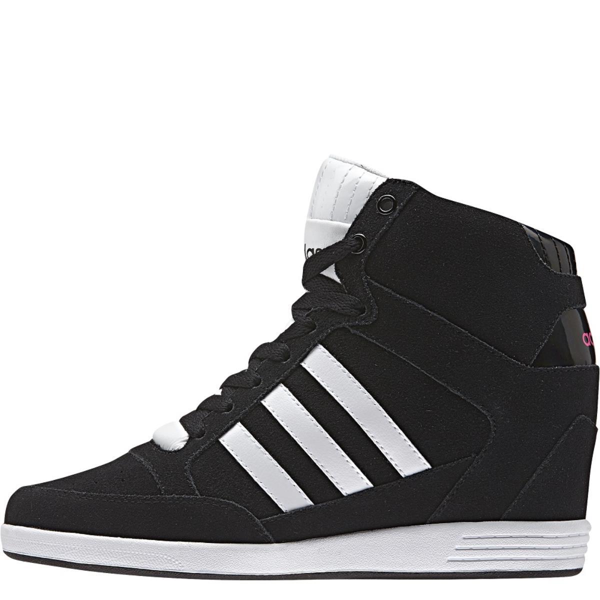 adidas super wedge nere