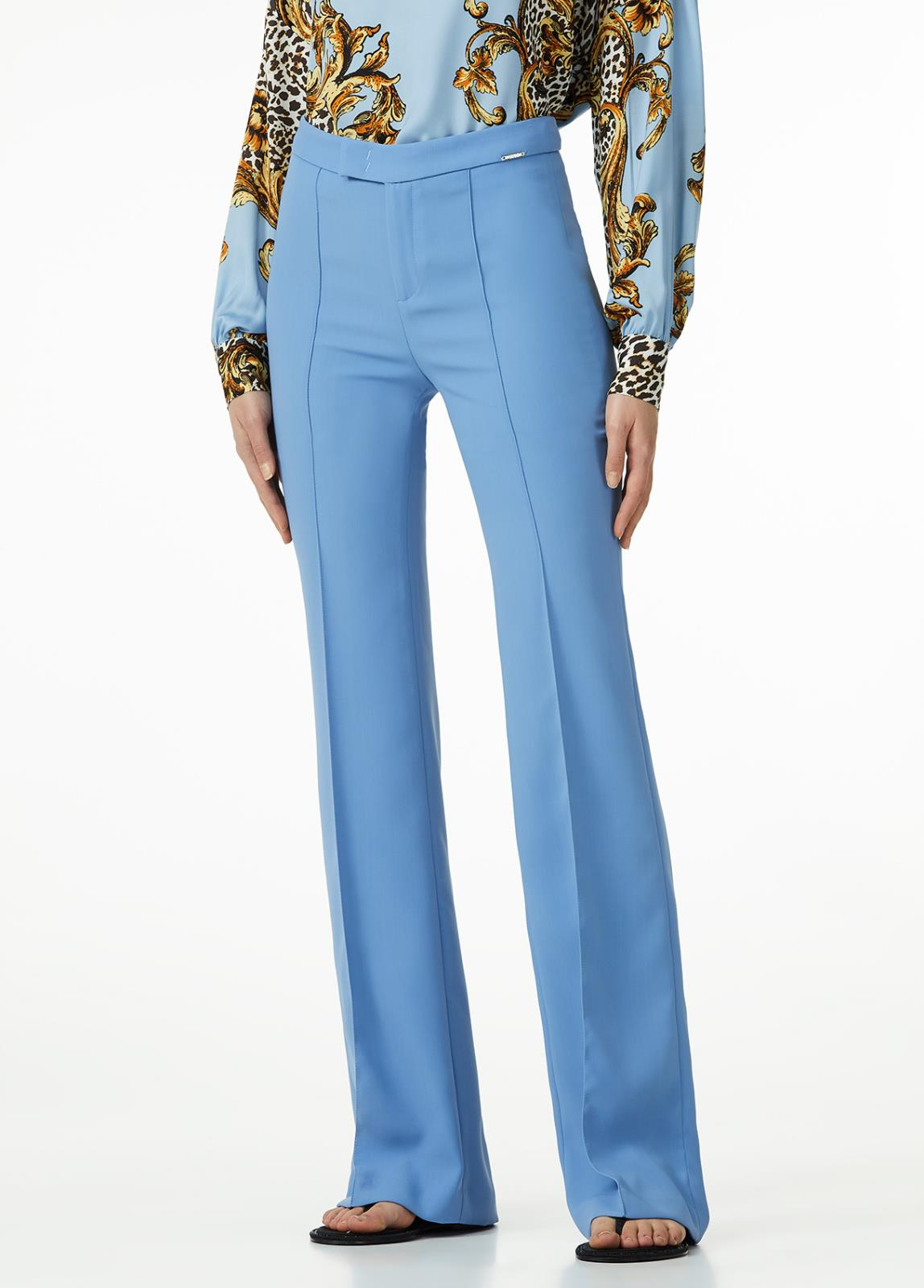 Pantalone tailleur a palazzo Liu Jo ea343fb6064