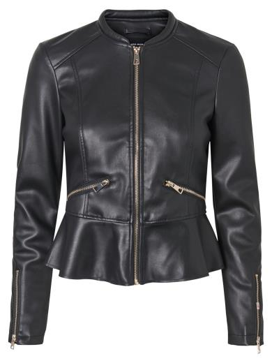 Eco Giacca Pelle Donna Donna Giacca In Giacca Eco In Eco In Donna Pelle m80wNn