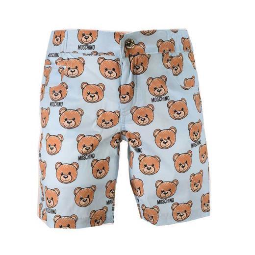 Moschino Baby Cappello Teddy Bear-Angelsbimbi 61c10372963