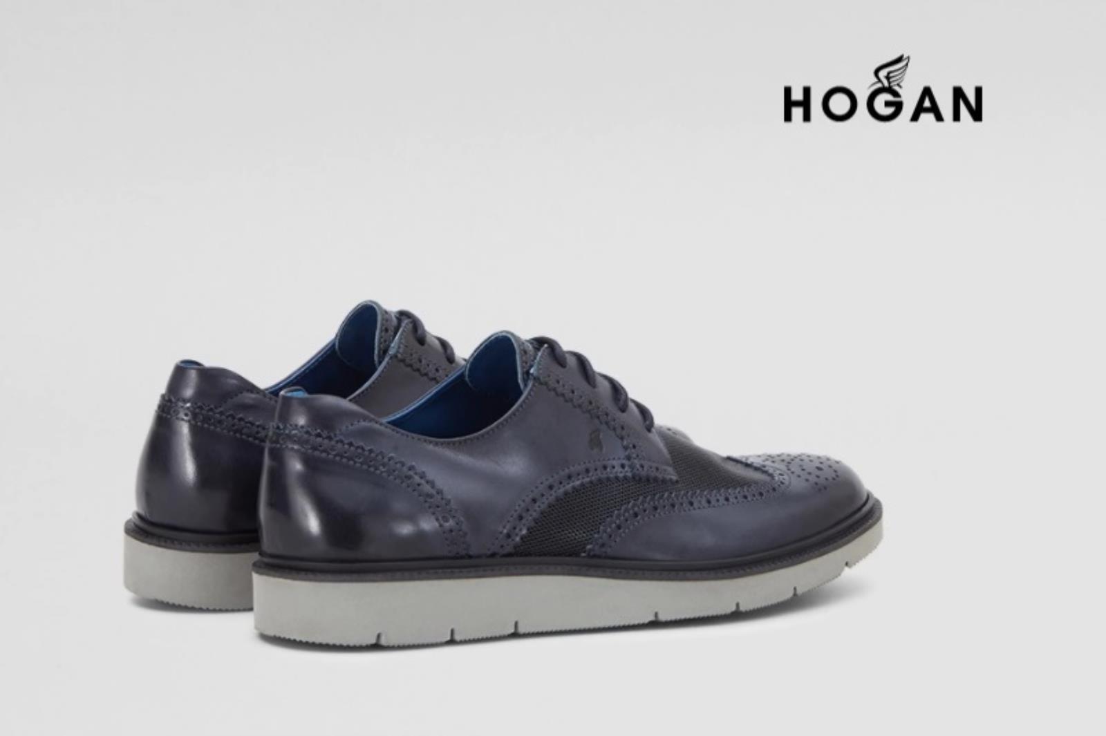 hogan blu testo