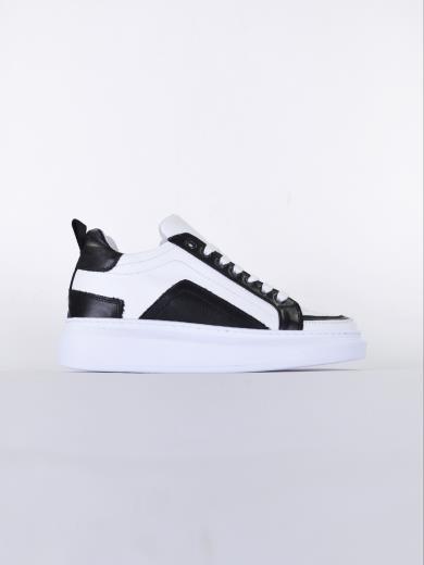 C10 Footwear Zeus Velvet Black