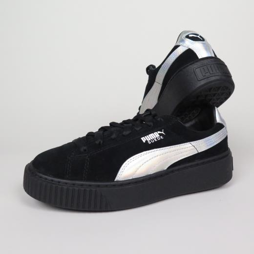 Sneakers Sheep 01 Puma 363649 Black Donna HzdZfqZR