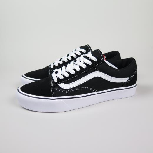 old skool vans bianche
