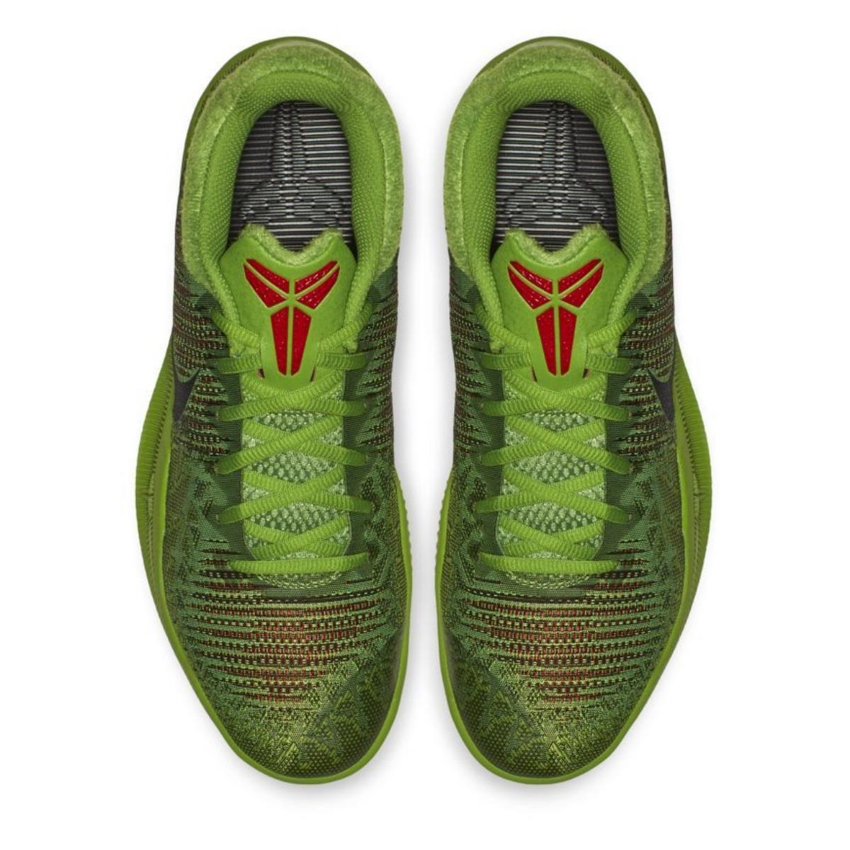 NIKE 908972-300 MAMBA RAGE THE GRINCH 104f8b2af
