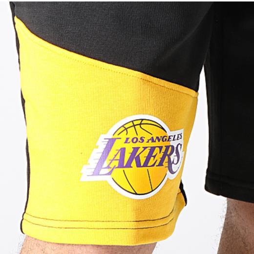 NEW ERA BLOCK SHORT NBA