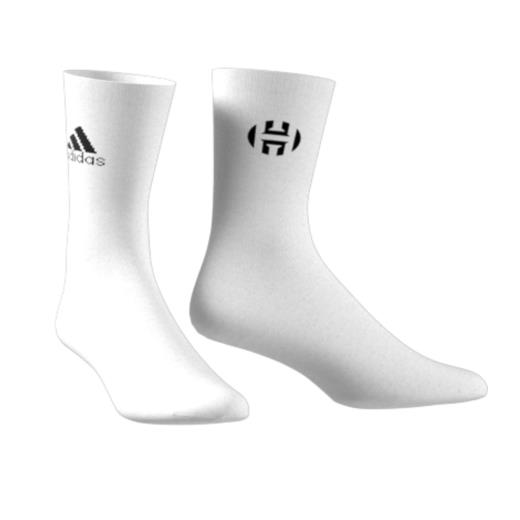 the latest 2ab80 25f33 ADIDAS DW4717 HARDEN BB SOCKS CALZE TECNICHE BASKET