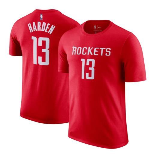 NBA NAME & NUMBER REPLICA TEE J