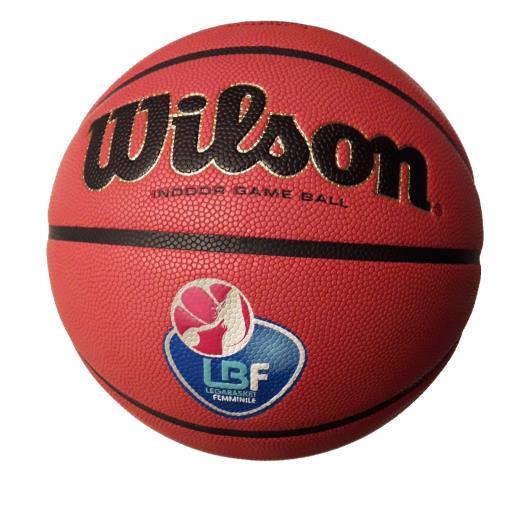 WILSON BALL 6