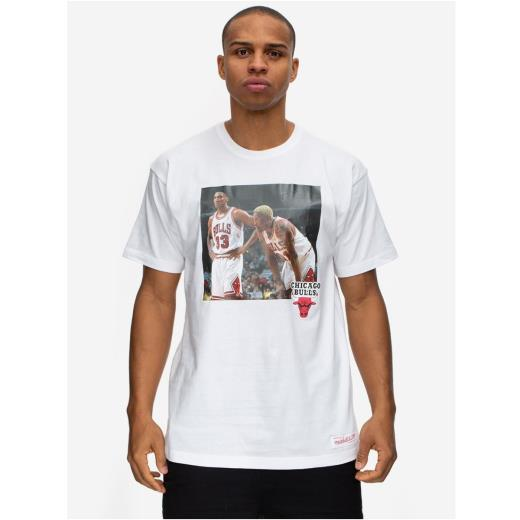 MITCHELL&NESS PHOTO REAL PLAYER TEE