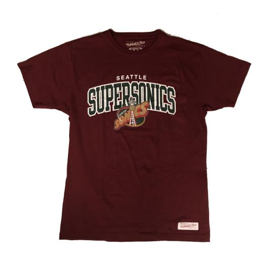 MITCHELL&NESS BASKET PLAY TEE