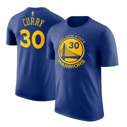 NBA NAME & NUMBER REPLICA TEE J