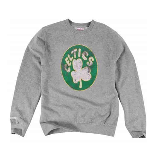 MITCHELL&NESS TEAM LOGO CREW