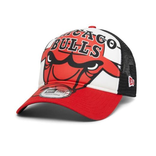 NEW ERA TRUCKER RETRO NBA