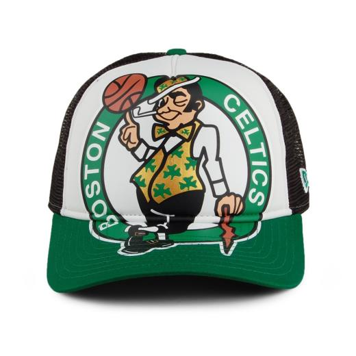 NEW ERA TRUCKER RETRO NBA