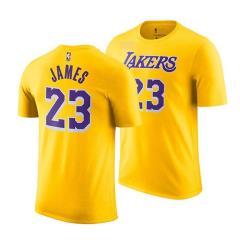 NBA NAME & NUMBER REPLICA TEE