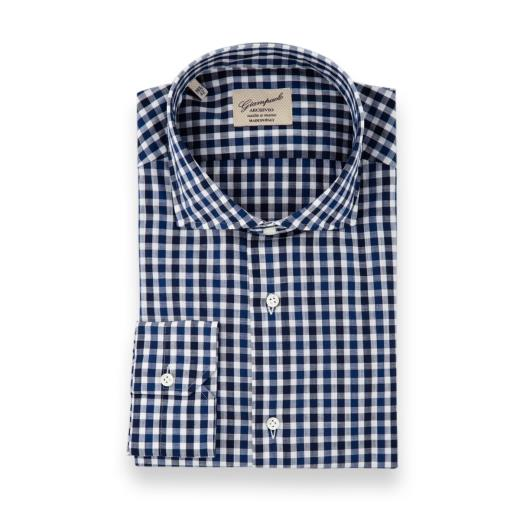 ARCHIVIO CHECKED SHIRT
