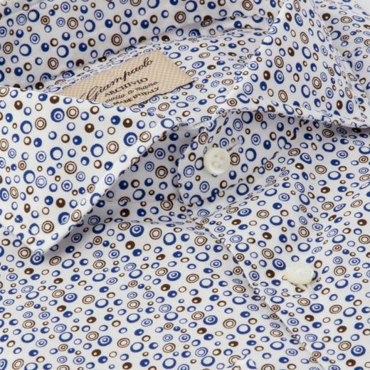 ARCHIVIO PATTERNED SHIRT