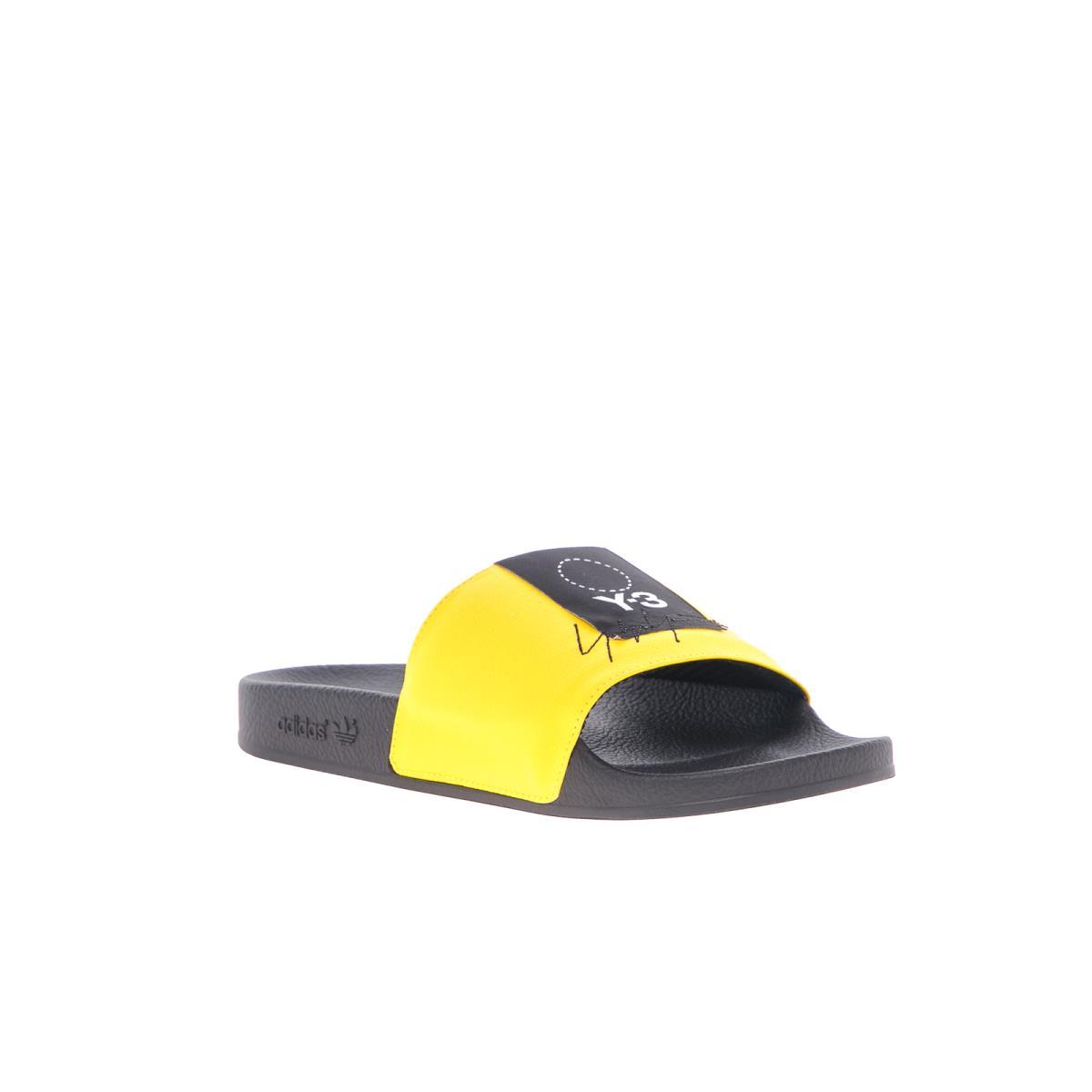 3f18a0e3ef8387 ADIDAS Y-3 Sandals ADILETTE for Men
