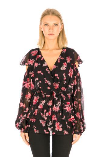 it Mujer Blusa Boutique Jole 7229 De Online Bernardo Pinko qxIwdZzYZ
