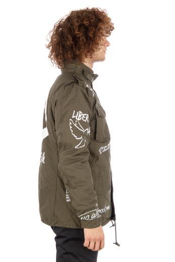 ALPHA INDUSTRIES M-65-FREEDOM