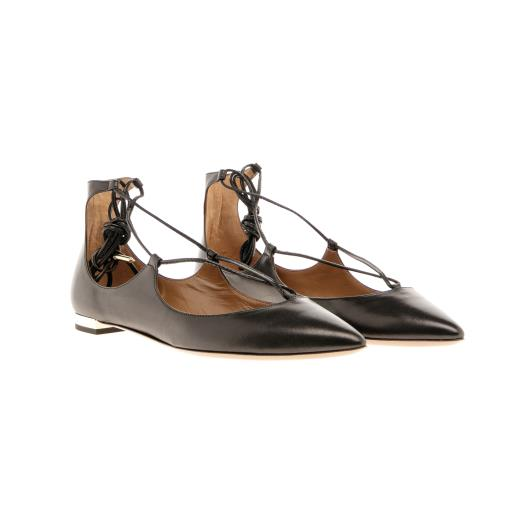 AQUAZZURA CHRISTY-FLAT