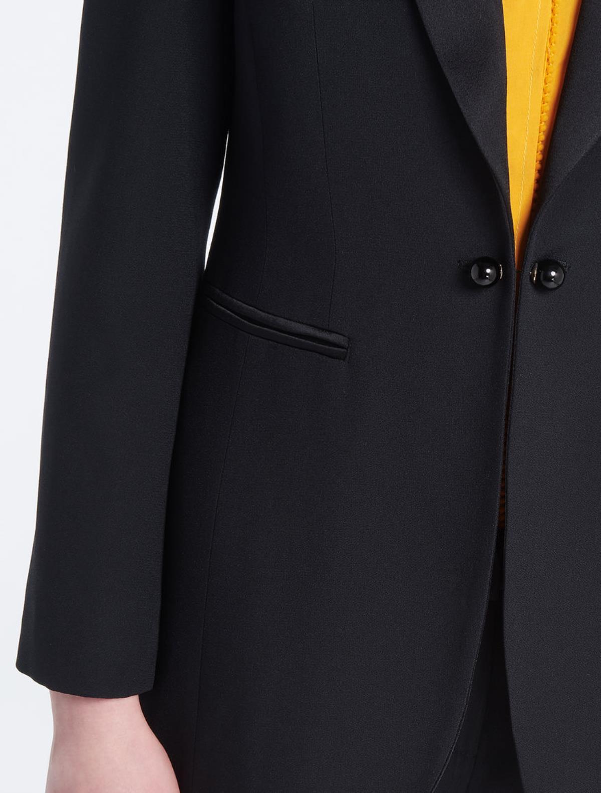 new style cd0b5 6c77a Blazer/Giacca Con Dettagli Lucidi PennyBlack|Mary Boutique